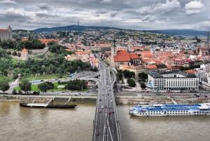 Discover Bratislava Private Tour from Vienna