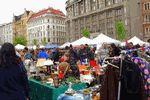 Flohmarkt by the Naschmarkt