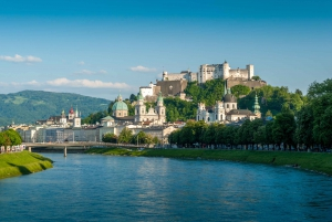 From Day Tour of Salzburg