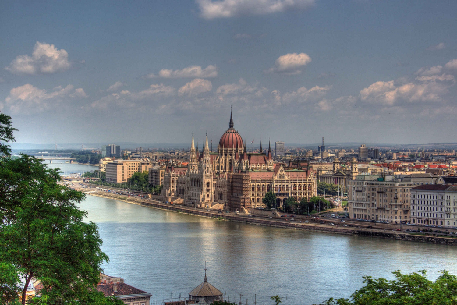 From Full-Day Private Budapest Tour