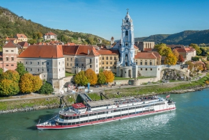 From Krems: Wachau Valley River Cruise on the Danube