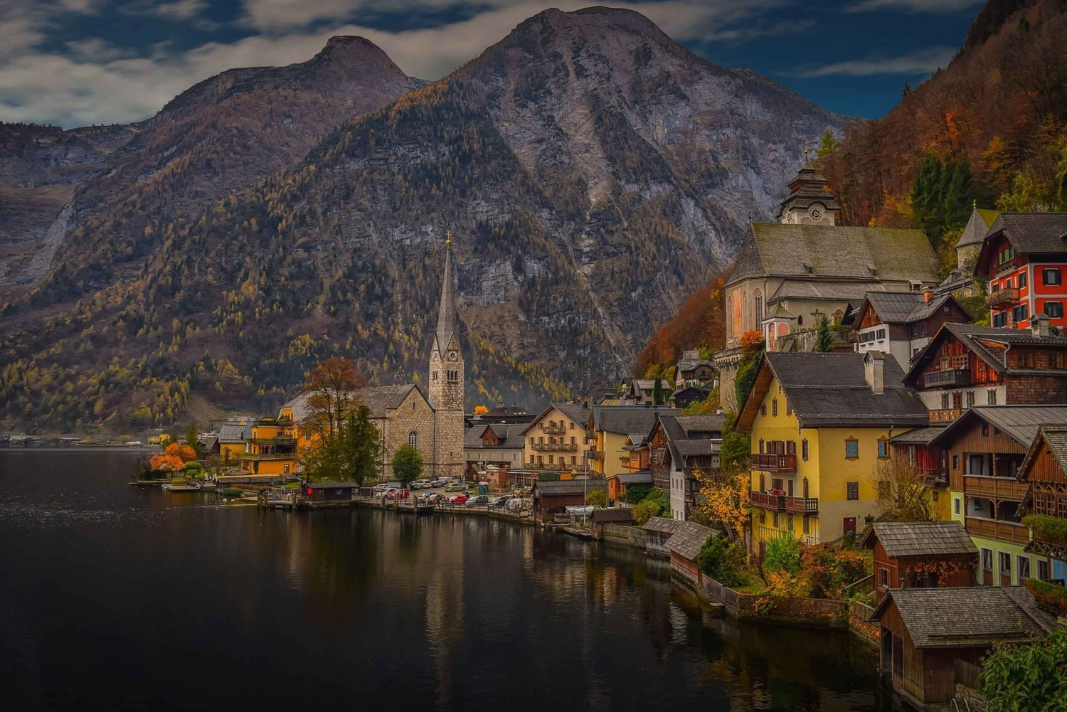 From Melk, Hallstatt and Salzburg Private Tour