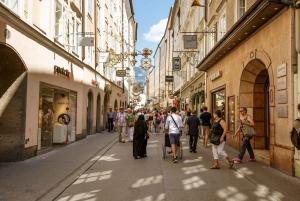 From Vienna: Day Tour of Salzburg