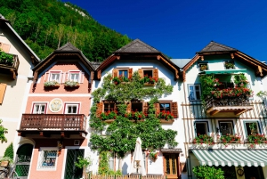 From Vienna: Full Day Trip to Hallstatt and Salzkammergut