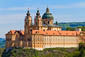 From Vienna: Melk, Hallstatt and Salzburg Private Tour
