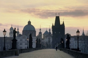 From Vienna: Private Full-Day Trip to Prague