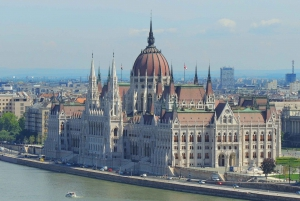 Full Day Private Tour of Budapest from Vienna
