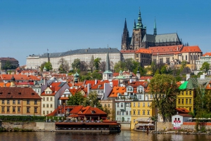 Full-Day Private Trip from Vienna to Prague