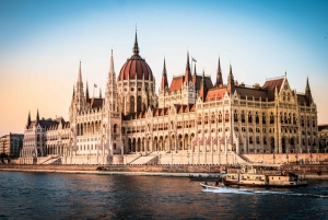 Full Day Trip to Budapest from Vienna