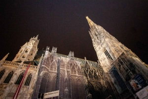 Ghosts and Legends 2-Hour Walking Tour by Night