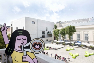 Guided Tour of Museum Quarter in Vienna