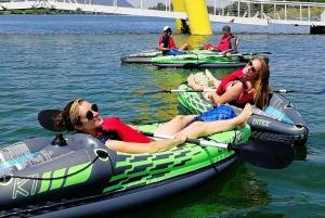 Half-Day Kayaking Tour of Vienna