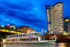 Heurigen Cruise with Viennese Songs and Buffet