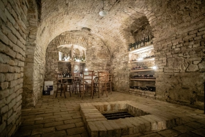 Hidden Wine Cellars Tasting Experience
