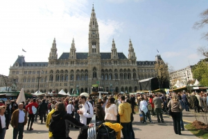 Highlights of Vienna: Private Bike Tour with Licensed Guide