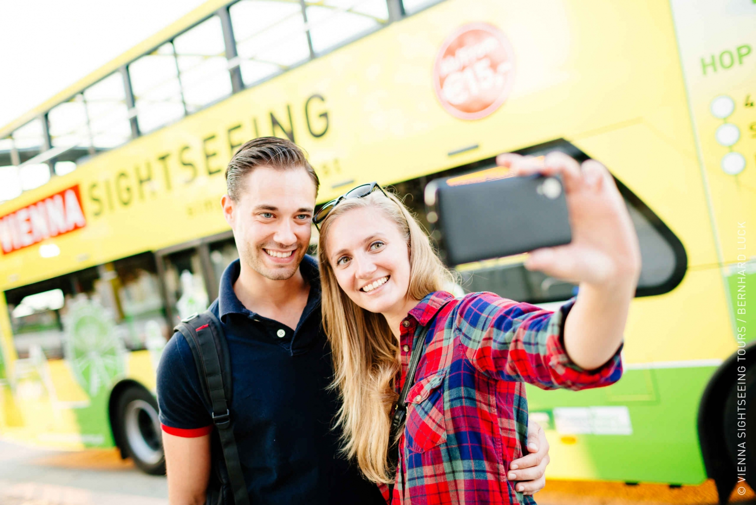 Hop-On Hop-Off Bus Ticket & Boat Cruise