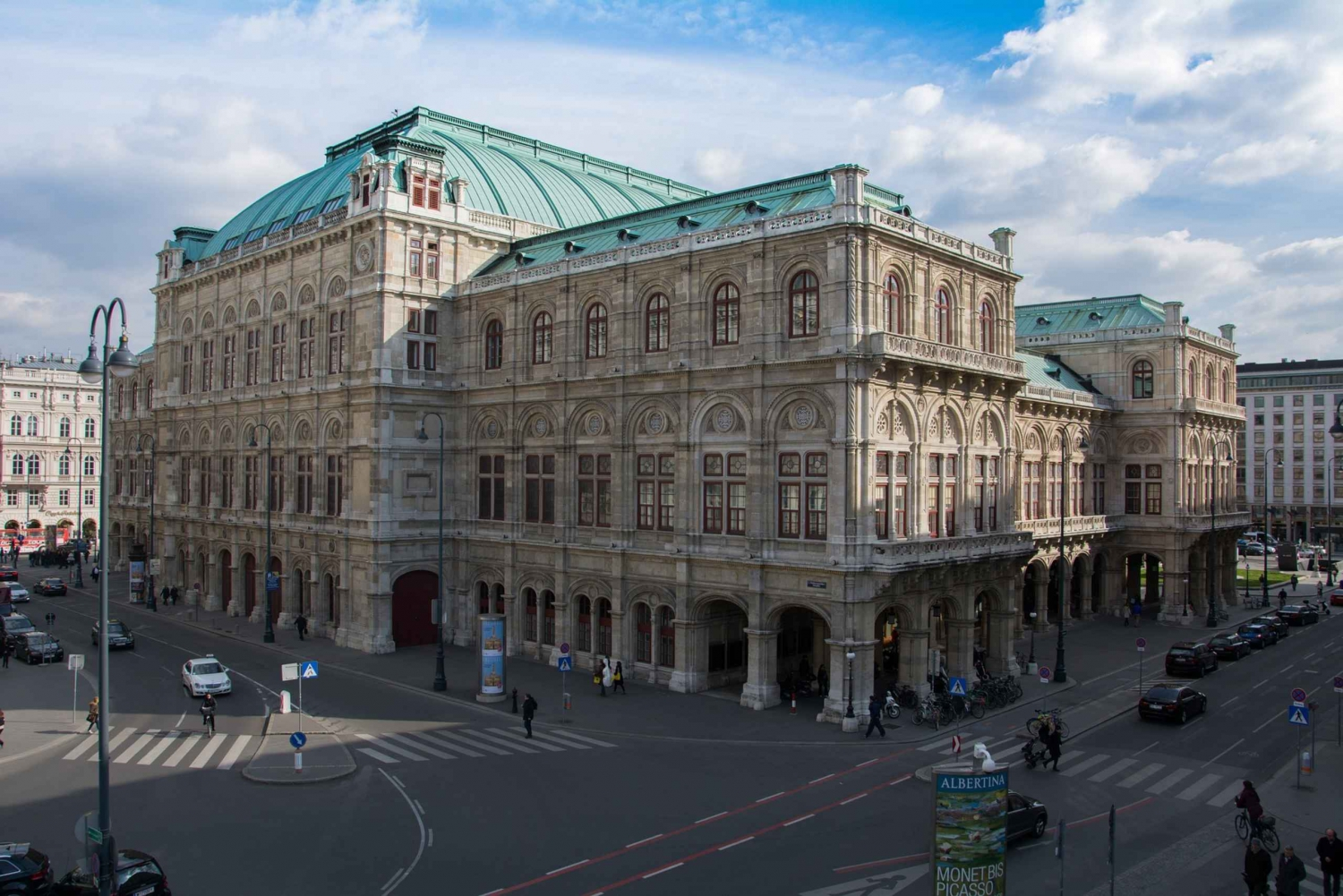 Imperial Vienna 2.5-Hour Tour with Opera House Visit