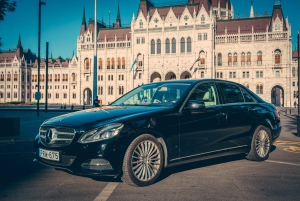 Imperial Vienna: Full-Day Tour from Budapest