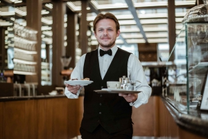 Insights of Traditional Café with Wiener Making