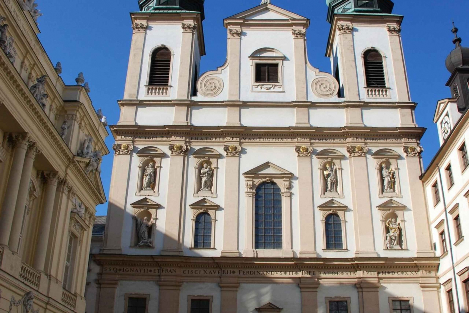 Introducing Vienna Part 2: Courtyards & Mysterious Places
