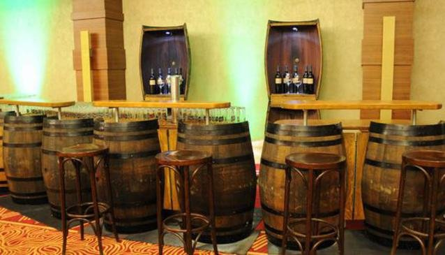Julius Meinl Wein Bar