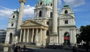 Karlskirche - St. Charles Church