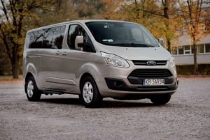 Krakow: Private Transfer to or from Vienna