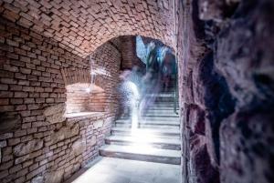 Local Wine Tasting in a Historic Roman Wine Cellar