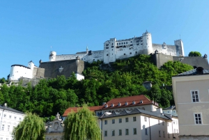 Melk Abbey and Salzburg Trip with Private Transfer