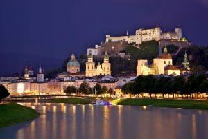 Melk, Hallstatt, and Salzburg Private Tour from Vienna