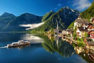 Melk, Hallstatt and Salzburg Private Trip