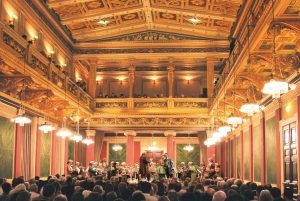 Mozart and Strauss Concert in the Brahms-Saal