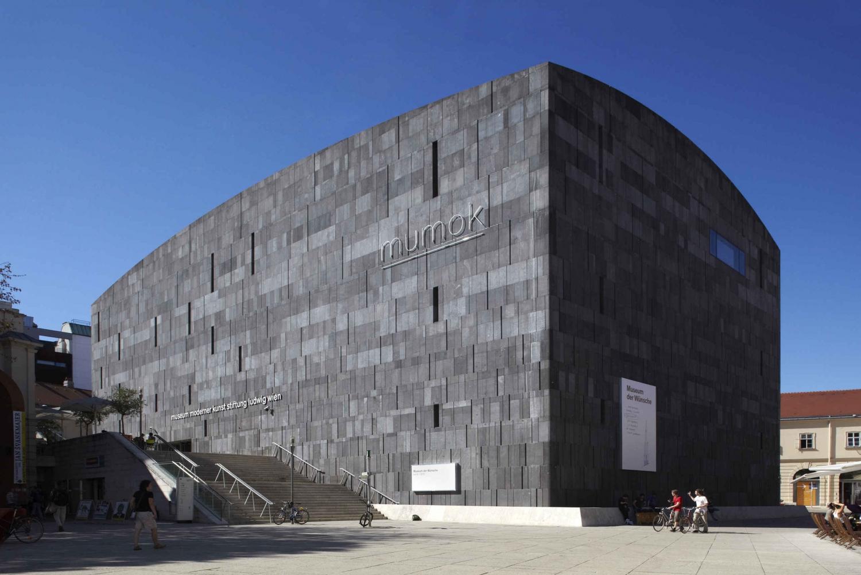 Mumok Museum of Modern Art Admission Ticket