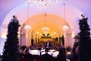Music Concert at Schönbrunn Palace with Wine