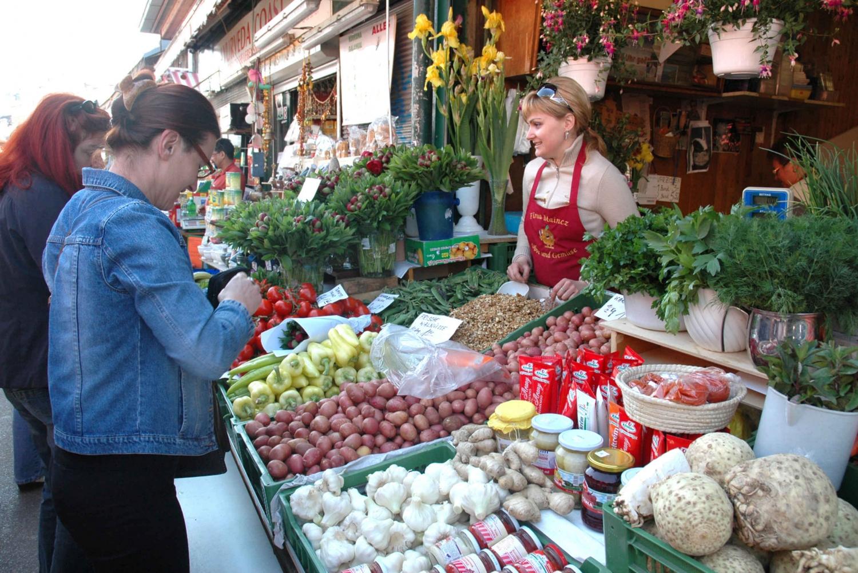 Naschmarkt Gourmet Tour