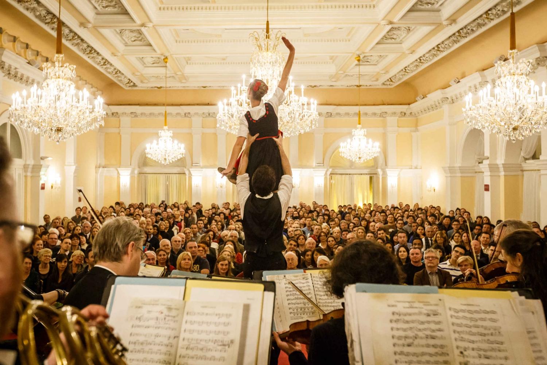 New Year's Concert at Kursalon Vienna