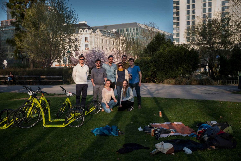 Photography Tour by Kick Bike