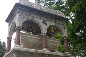 Private 3-Hour Walking Tour of Vienna Central Cemetery