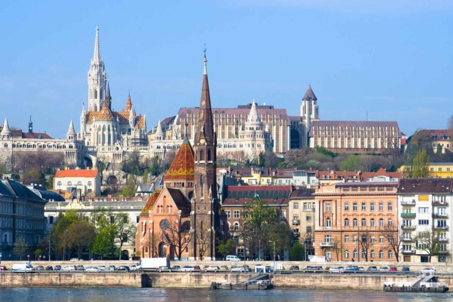 Private Car Tour: Vienna to Budapest and Back