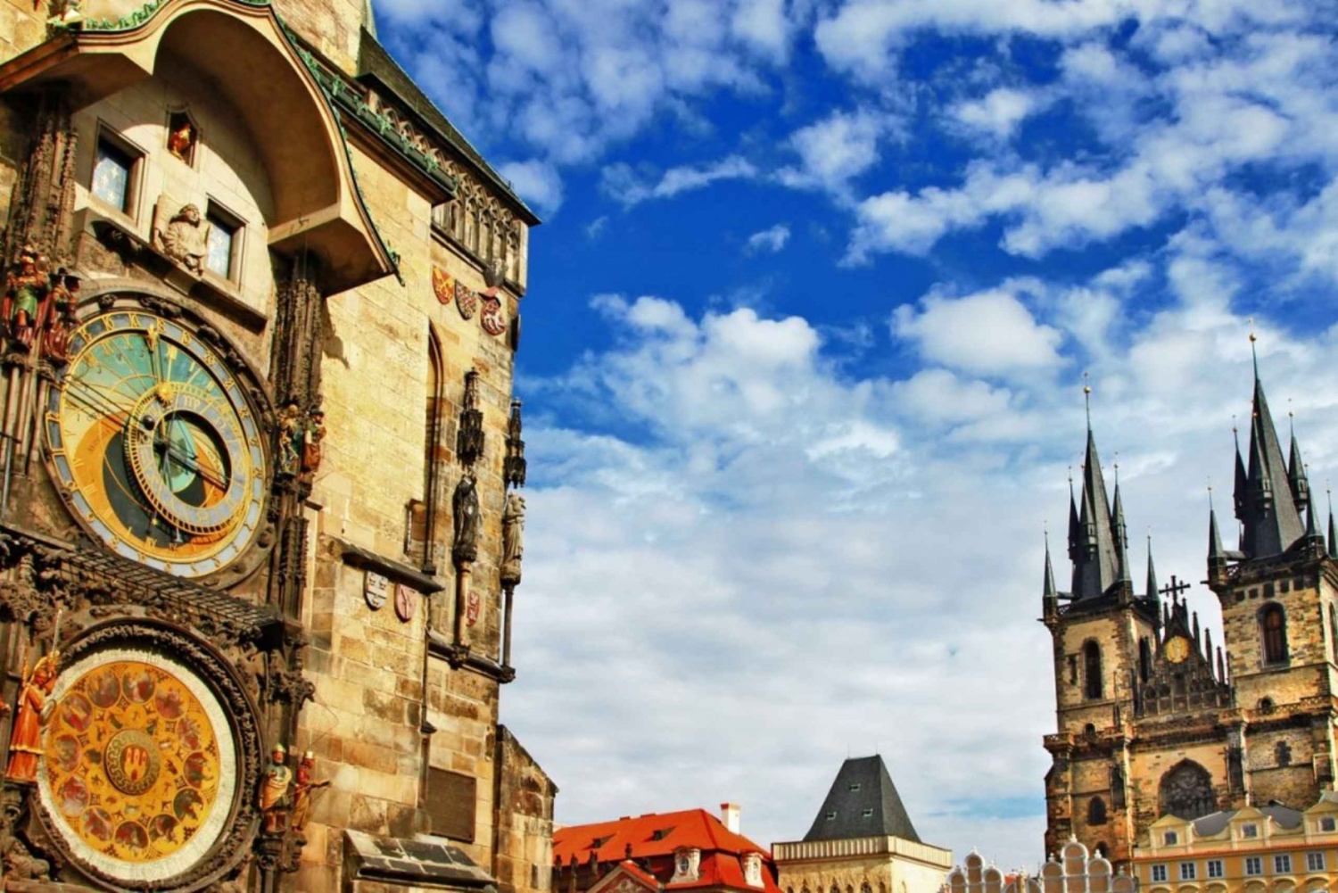 Private Car Tour: Vienna to Prague and Back