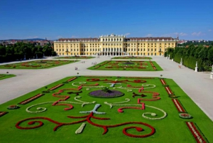 Private Day Tour Transfer from Budapest to Vienna