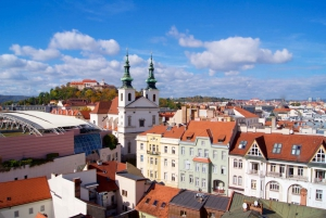Private Full Day Trip to Prague and Brno with luxury car
