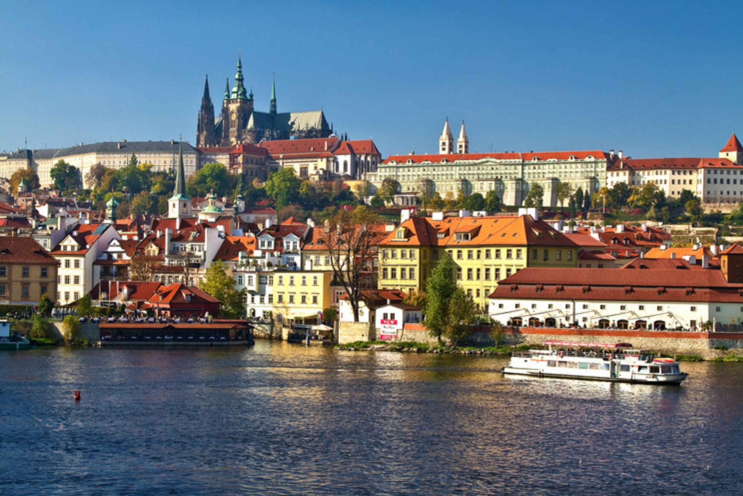 Private Full-Day Trip to Prague from Vienna