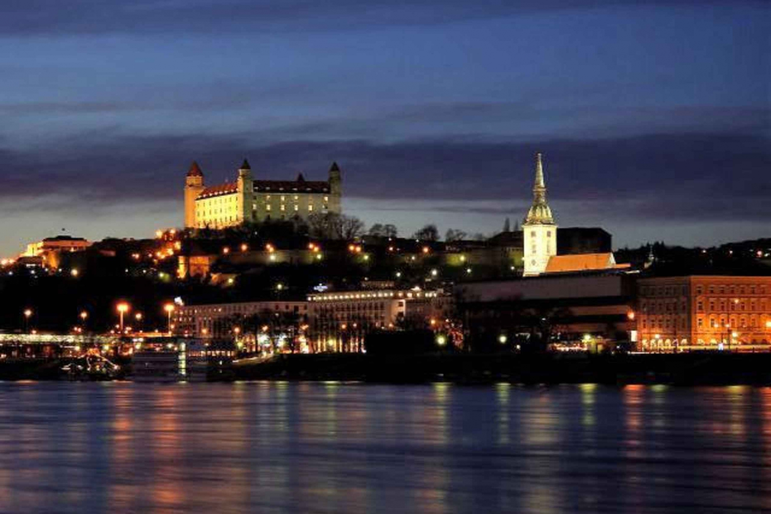 Private Half-Day Trip to Bratislava from Vienna