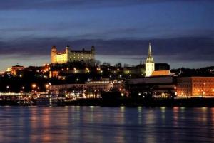 Private Half-Day Trip to Bratislava from Vienna