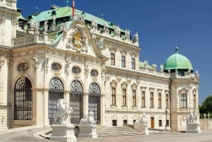 Schönbrunn Palace and Melk Abbey Private Tour