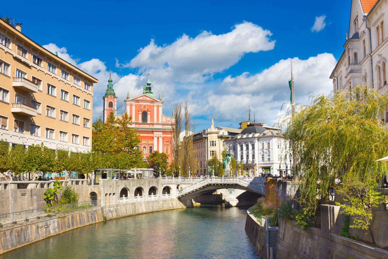 Slovenia Private Tour from Vienna including Ljubljana & Bled