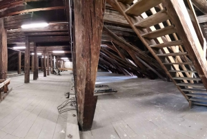 Spanish Riding School: From Stables to Attic Floors Tour