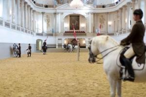 Spanish Riding School Training