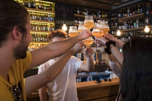 Street Food and Craft Beer Small-Group Tasting Tour